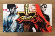 Playmat Street Fighter