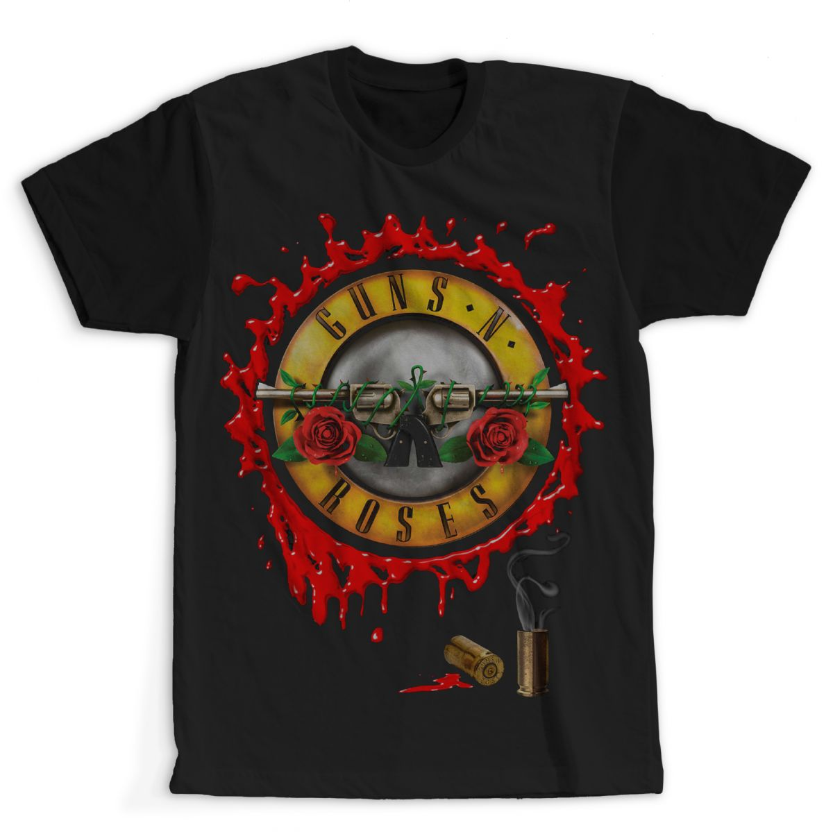 Camiseta Guns n' Roses Not in this Lifetime