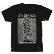 Camiseta Joy Division - Unknown Pleasures