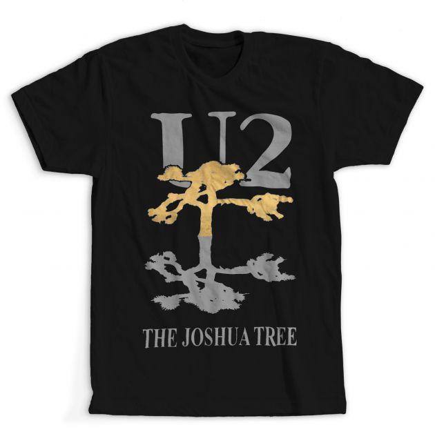 Camiseta U2 The Joshua Tree Tour 2017
