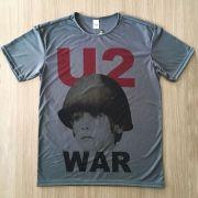Camiseta U2 War